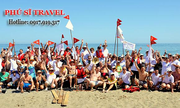 Tour Du Lịch Bình Châu Long Hải