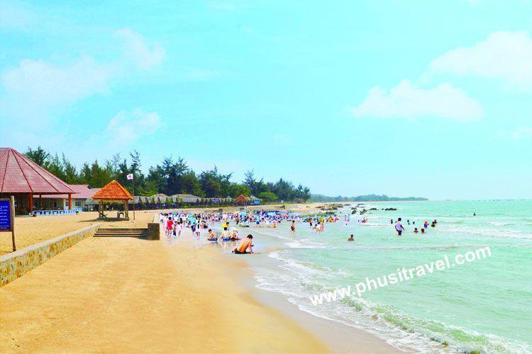 resort huong phong ho coc
