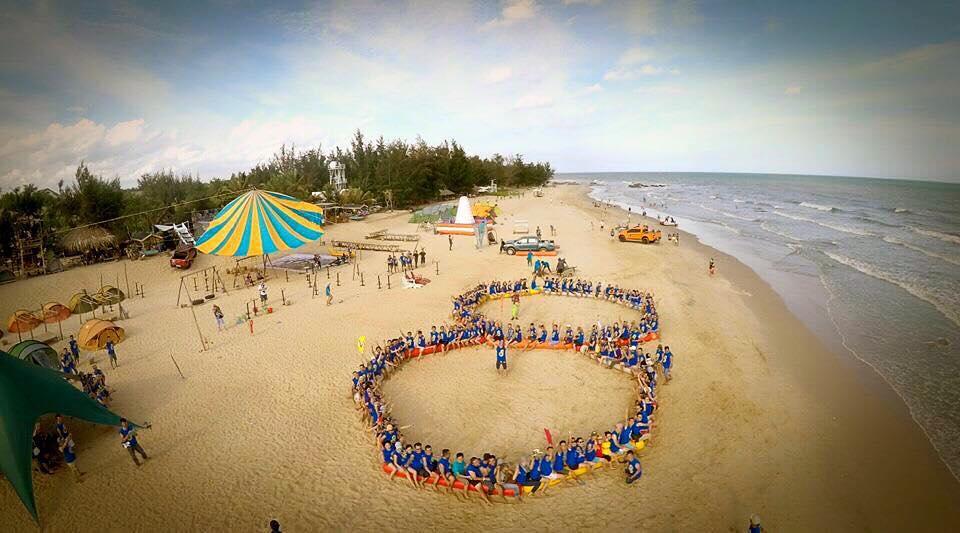 Biển Cam Bình Tại Coco Beach Camp