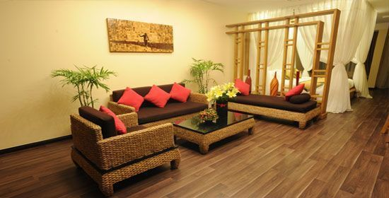 Phòng Aroma Suite