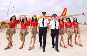Vietjet Air - Phu Si Travel
